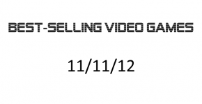 Best-Selling Video Games 11-11-12