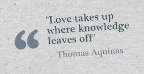 Thomas Aquinas Quote