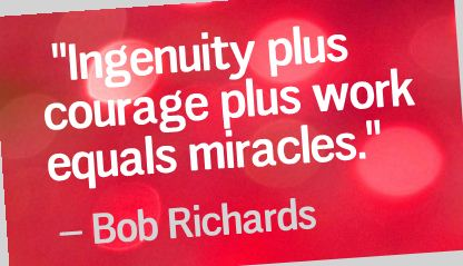 Bob Richards Quote