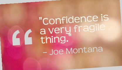 Joe Montana Quote