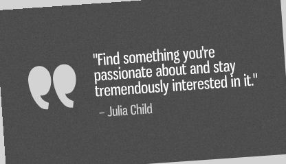 Julia Child Quote