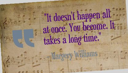 Margery Williams Quote