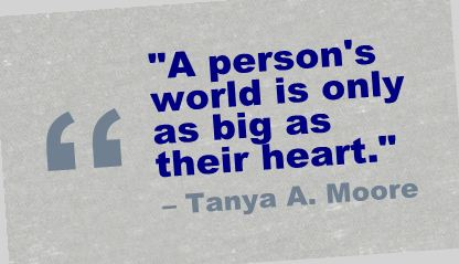 Tanya A. Moore Quote