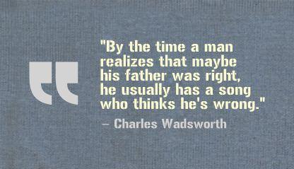 Wadsworth Quotes